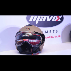 Sandhar Amkin goes global; Mavox Helmets now launched in this country