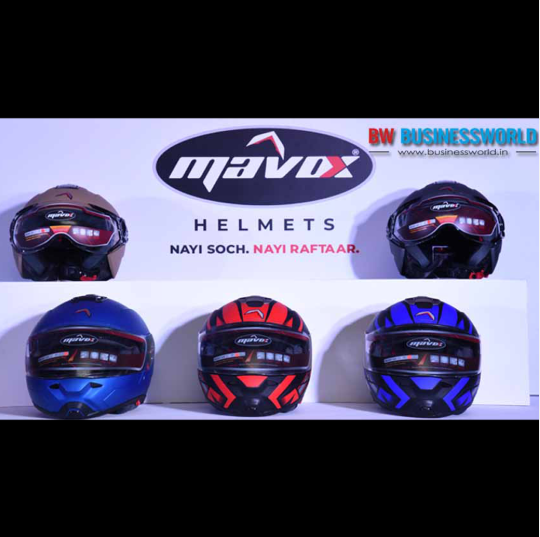 Sandhar Amkin Industries Enters in Nepal With Mavox Helmets