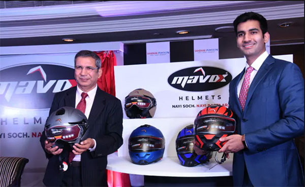 Mavox Helmets Launched With Prices Starting At ₹ 1,485