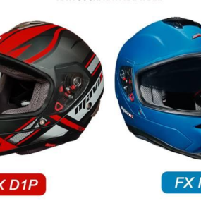 Delhi Air Pollution: Two-wheelers alert! Feeling suffocated in gas chamber? Try these activated carbon filter Mavox helmets