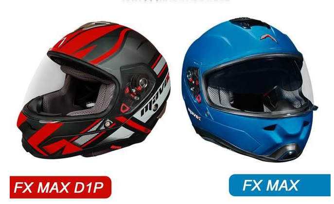 Now beat pollution with this helmet! Mavox FX30 with charcoal filter for less than Rs 2,600